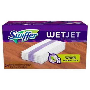Swiffer Wetjet Pad Refill Wood, 24ct