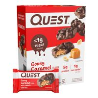 Quest Nutrition Gooey Caramel Candy Bites - 8ct