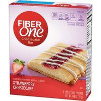 Fiber One Strawberry Cheesecake Bars - 5ct