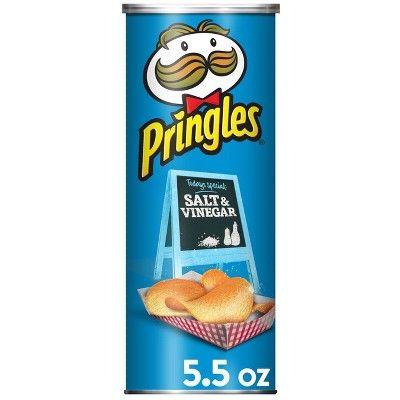 Pringles® Salt & Vinegar