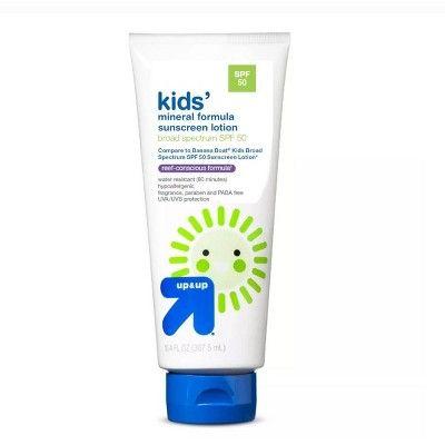 Kids Sunscreen Lotion - SPF 50 - 10.4.oz - Up&Up™