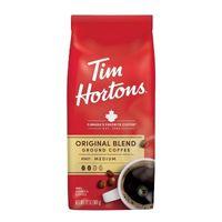 Tim Hortons Medium Roast Ground Coffee - 12oz