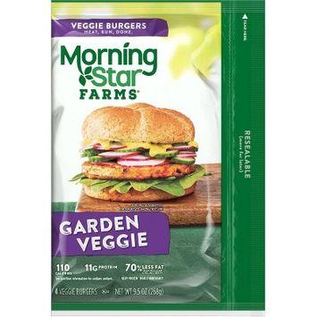 Morningstar Farms® Garden Veggie Burgers