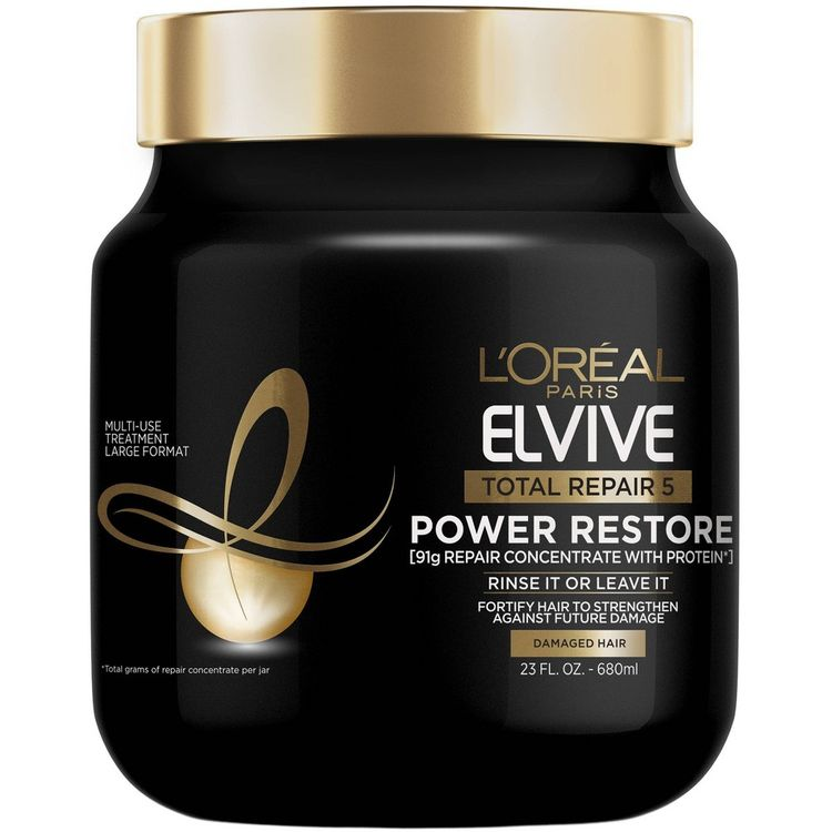 L'Oreal Paris Elvive Total Repair 5 Power Restore Multi-Use Treatment - 23 fl oz