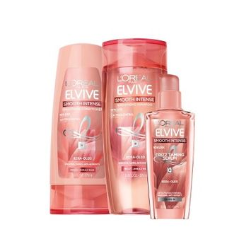 L'Oreal Paris Elvive Smooth Intense Hair Care Collection