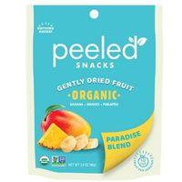 Peeled Paradise Found Dried Mixed Fruit - 3.5 oz