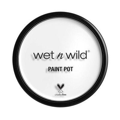 Wet n Wild Paint Pot White - 1oz