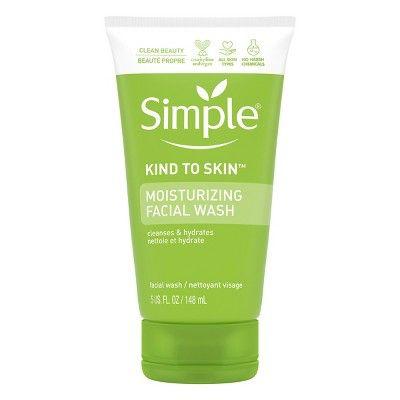 Simple Kind to Skin Moisturizing Facial Wash - 5 fl oz