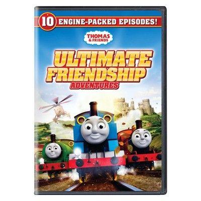 Thomas & Friends: Ultimate Friendship Adventures (DVD)