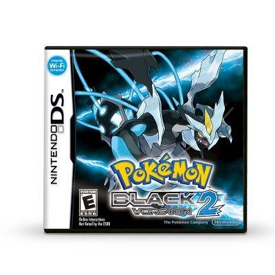 Pokémon Black Version 2 Nintendo DS