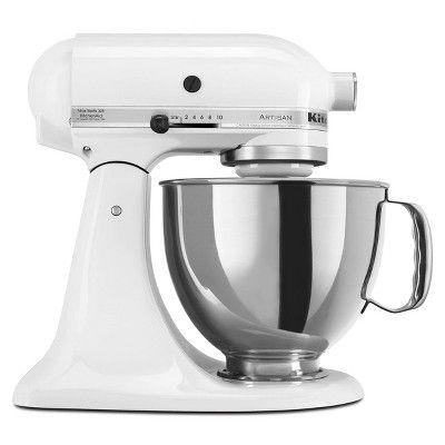 KitchenAid ® Artisan White Stand Mixer