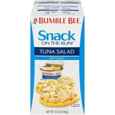 Bumble Bee Tuna Snack on the Run - 3pk