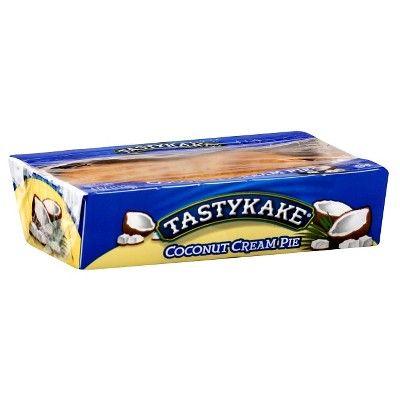 Tastykake Coconut Cream Pie - 4oz