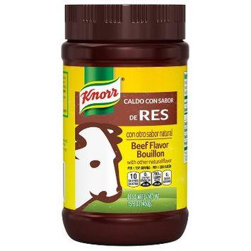 Knorr Caldo granulado con sabor de res