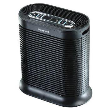 Honeywell HPA201TGTV1 True HEPA Air Purifier Black