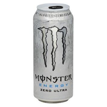 Monster Energy, Zero Ultra- 16 fl oz Can