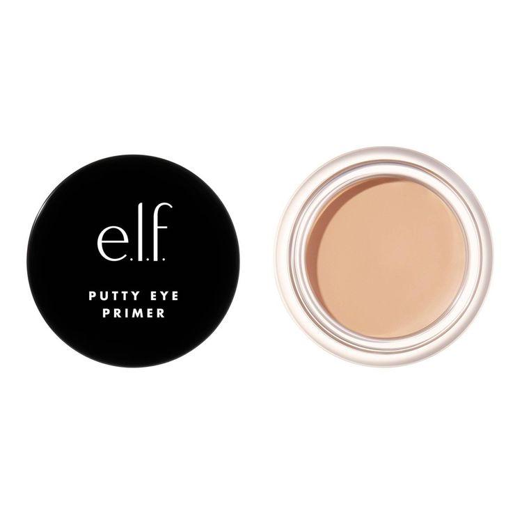 e.l.f. Putty Eye Primer - Cream - 0.19oz