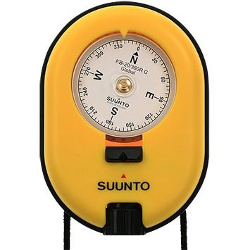 Suunto KB-20-360R Professional Series Compass Yellow