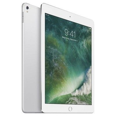 Apple® iPad Pro 9.7 inch 128GB Wi-Fi Only (2016 Model, 1st Generation, A1673) - Silver