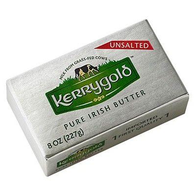 Kerry Gold Pure Irish Unsalted Butter - 8oz