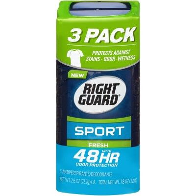Right Guard Sport Fresh