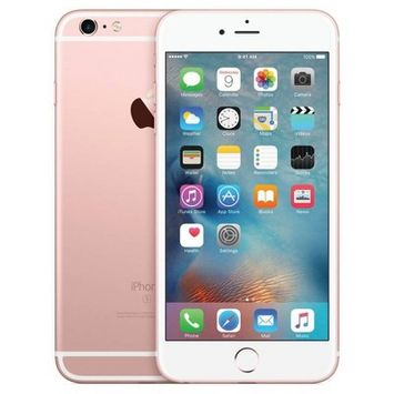 iPhone 6S PLUS  - with 2 year contract