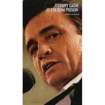 Johnny Cash - At Folsom Prison (Legacy Edition 2CD/DVD)