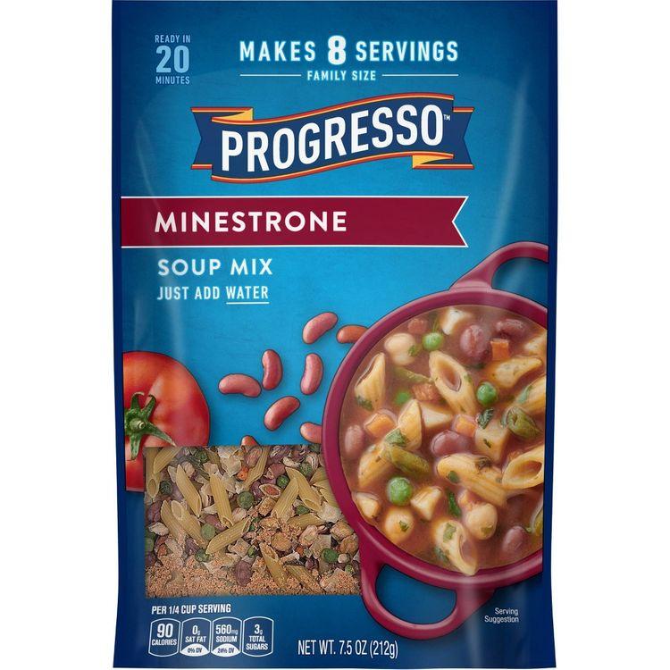 Progresso Minestrone Dry Soup Mix - 7.5oz