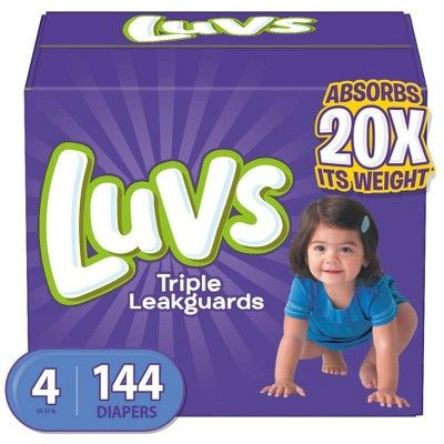 Luvs Disposable Diapers