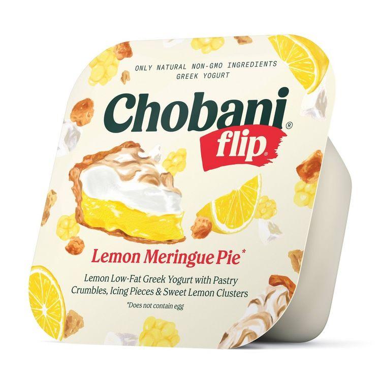 Chobani Flip Lemon Meringue Greek Yogurt - 5.3oz