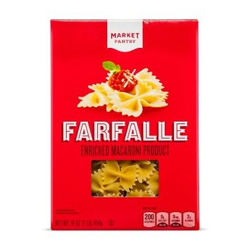 Farfalle Pasta 16oz - Market Pantry™