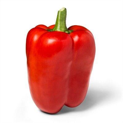 Red Bell Pepper - Each