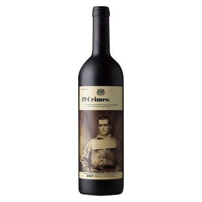 19 Crimes Red Blend Wine - 750ml Bottle