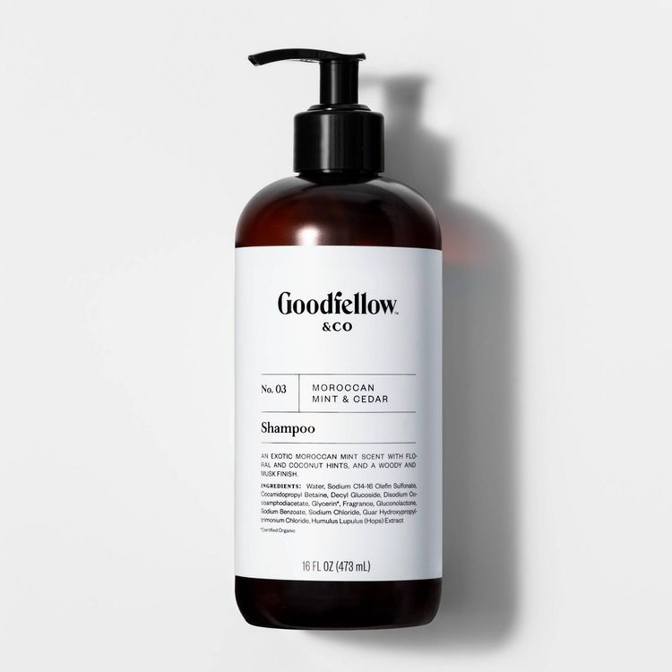 No.03 Moroccan Mint & Cedar Shampoo - 16 fl oz - Goodfellow & Co