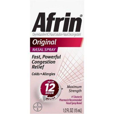 Afrin ORIGINAL