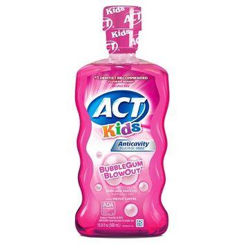 ACT® Kids Anticavity - Bubblegum Blowout®