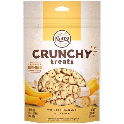 Nutro® Crunchy Treats With Real Pomegranate