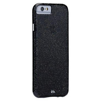 iPhone 6 Case - Case-Mate Sheer Glam - Noir