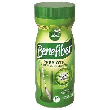 Benefiber Prebiotic Sugar-Free Fiber Supplement Powder Drink Mix