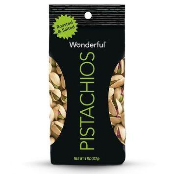 Wonderful Roasted & Salted Pistachios - 8oz