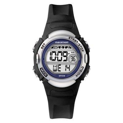 Women's Timex Marathon Digital Watch - Black TW5M14300TG