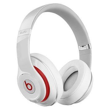Beats Studio 2.0 Over-the-Ear Headphones - White