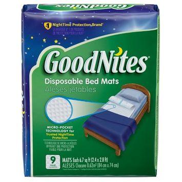 GoodNites Bed Mats