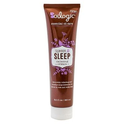 Oilogic Slumber & Sleep Calming Cream - 5oz