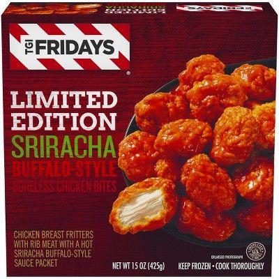 T.G.I. Friday's Sriracha Frozen Boneless Chicken Wings - 15oz
