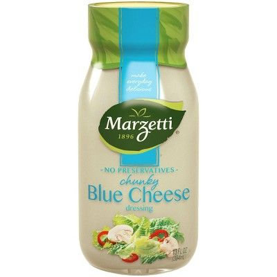 T. Marzetti All Natural Chunky Blue Cheese Dressing - 15oz
