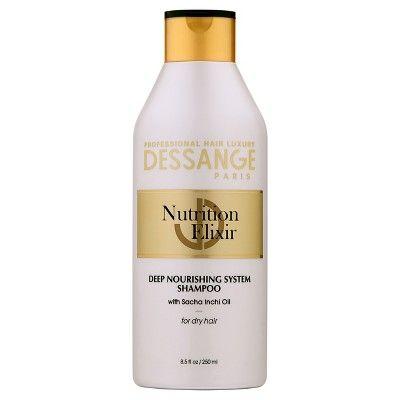 Dessange Paris Nutrition Elixir Deep Nourishing System Shampoo - 8.5oz