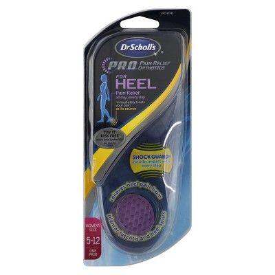 Dr Scholl's Pro Pain Relief for Heel for Women - Size (5-12)