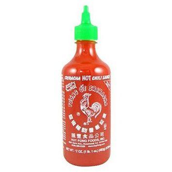 Huy Fong Sriracha Chili Sauce Hot 17oz