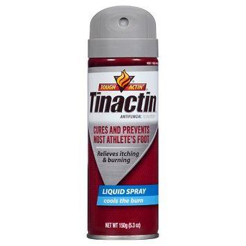Tinactin Tolnaftate Antifungal Liquid Spray – 5.3oz